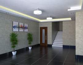 harshadmunj93 tarafından Entrance lobby 3D Modelling için no 7
