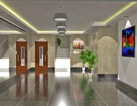harshadmunj93 tarafından Entrance lobby 3D Modelling için no 31