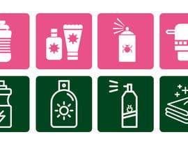 Ponchu tarafından Design some Icons - 4 small icons için no 9
