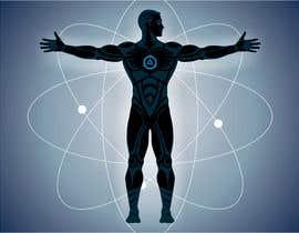 porderanto tarafından Human illustration (superhero) için no 45