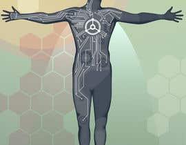 richson tarafından Human illustration (superhero) için no 19
