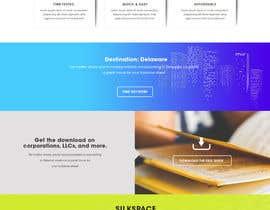 motivated83 tarafından Design a Website Mockup. için no 18