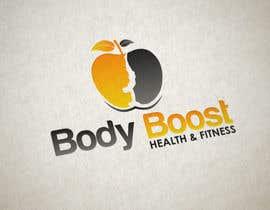 #85 untuk Creative logo design - 'Body Boost Health & Fitness' oleh fireacefist