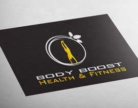 #93 untuk Creative logo design - 'Body Boost Health & Fitness' oleh MajdGH