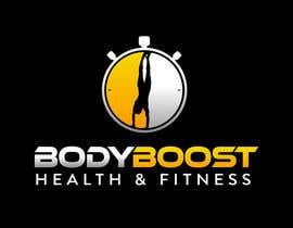 #89 untuk Creative logo design - 'Body Boost Health & Fitness' oleh BiancaN