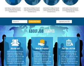 #16 for Design mockup for a services outsourcing website by sevenservices