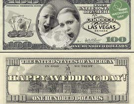 Russed tarafından Design Las Vegas Money!! Fake Money for wedding party. için no 26