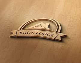 """Naumovski tarafından Logo Design for """"Rhön Lodge"""" - a german B&B place için no 20"""