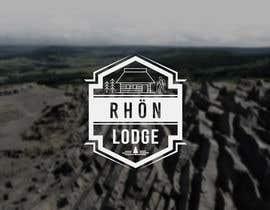 """Naumovski tarafından Logo Design for """"Rhön Lodge"""" - a german B&B place için no 36"""