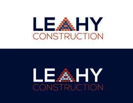 #55 untuk Design a Logo for Leahy Construction oleh NareshKumarz