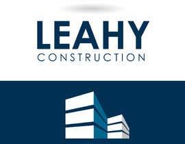 #110 untuk Design a Logo for Leahy Construction oleh subhamajumdar81