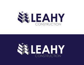 #74 untuk Design a Logo for Leahy Construction oleh Particle