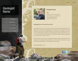 #80 for Personal Page (CV Website) by dreamsweb