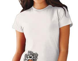 Rasha86 tarafından Concevez un T-Shirt için no 6