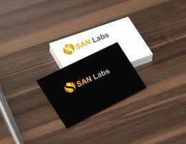 #57 untuk Projetar um Logo for SAN Labs oleh finetone