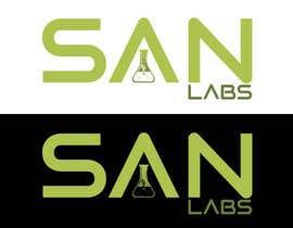 #66 untuk Projetar um Logo for SAN Labs oleh vladspataroiu