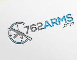 biplobrayhan tarafından Logo design for 762arms.com için no 52