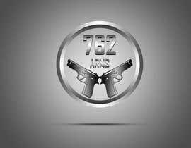nithinnutzz tarafından Logo design for 762arms.com için no 15