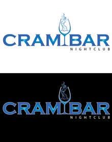 #14 untuk Design a Logo for CRAM BAR (Nightclub) oleh himali1988