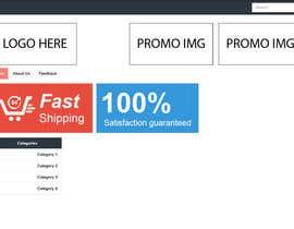 #2 untuk Design a Website Mockup for eCommerce Product Page oleh SuciuBogdan