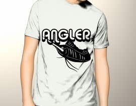 #65 cho Design a T-Shirt with word Angler bởi nitecrawlersl