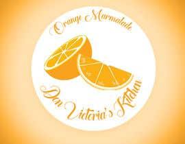 N1porshe tarafından Honey & Marmalade Label Design için no 80