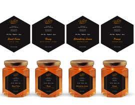 herick05 tarafından Honey & Marmalade Label Design için no 67