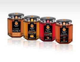 jjwebdesign tarafından Honey & Marmalade Label Design için no 78