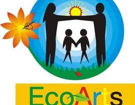 #37 for Design a Logo for EcoArts Summer Camp af rajeevsukhija1