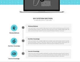 chancalkmr tarafından Design a Website Mockup için no 13