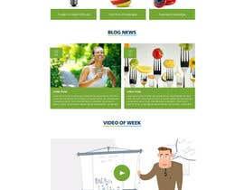blackdahlia24 tarafından Design a Website Mockup için no 28