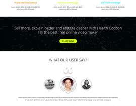 xsasdesign tarafından Design a Website Mockup için no 10