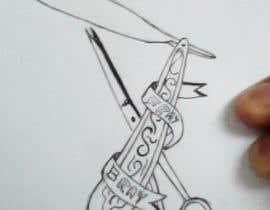 acopiodg tarafından Diseño de tatuaje o ilustración tipografica için no 6