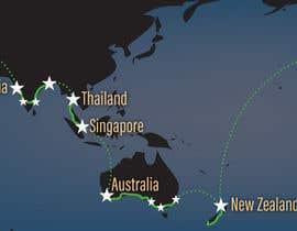 OLASON tarafından Recreate a World Map için no 16