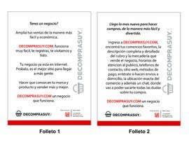 Nro 1 kilpailuun Diseñar 2 folletos käyttäjältä kayceleinne