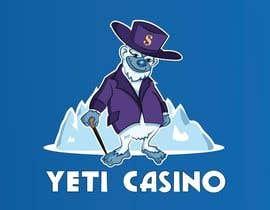 Tszocske tarafından Yeti Casino Logo için no 11