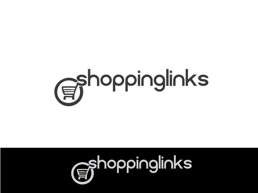 #111 for Design a Logo for Shopping Links website by Ismailjoni
