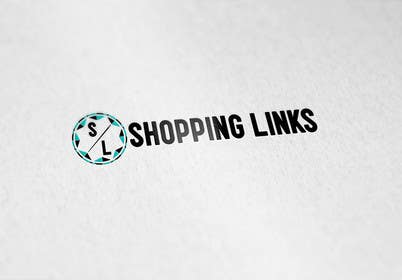 #121 for Design a Logo for Shopping Links website by LouieJayO