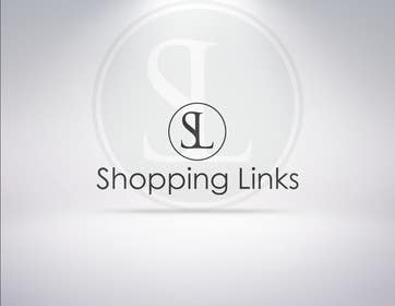 #120 for Design a Logo for Shopping Links website by diptisarkar44