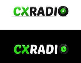Patrycjapati tarafından Design a Logo for CX Radio için no 91