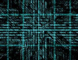 Mervin1983 tarafından I need some futuristic graphic design for tiles için no 3