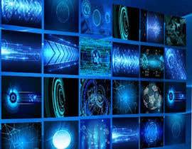 hammadraza06 tarafından I need some futuristic graphic design for tiles için no 11
