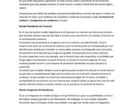 Zacuf tarafından Writing Spanish Articles için no 5