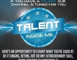 alberhoh tarafından Design a Banner for Talent Show için no 4