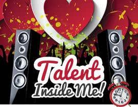 cahkuli tarafından Design a Banner for Talent Show için no 16
