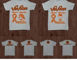 Exer1976 tarafından Design a t-shirt for our hair salon and help fight cancer için no 38