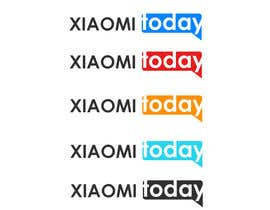 #9 for Make logos for xiaomitoday.com by farhantufail09