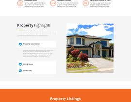 #30 for Design a Website Mockup for Realestate Portal by husainmill