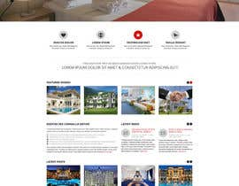 #31 for Design a Website Mockup for Realestate Portal by husainmill