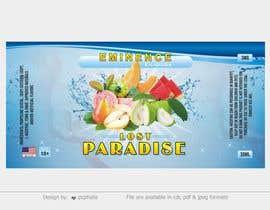 pcphalia tarafından Need someone to design image for my e-liquid company için no 10